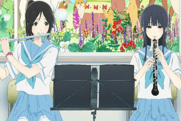 Liz and the Blue Bird review: Music Recital Senpai 28