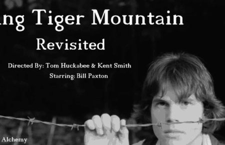 The AV Interview: Tom Huckabee (Taking Tiger Mountain 2019)