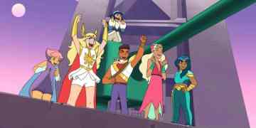 She-Ra had a Season 2 screening party! Check out a clip! 3