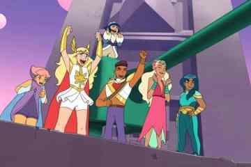 She-Ra had a Season 2 screening party! Check out a clip! 20
