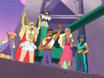 She-Ra had a Season 2 screening party! Check out a clip! 42