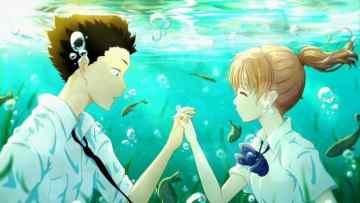 A Silent Voice - The Movie [Blu-ray review] 73
