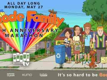 Shout! Factory TV Presents 'The Goode Family:' 10th Anniversary Marathon Livestream this Memorial Day 32
