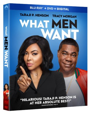 Enter to win a copy of What Men Want. 1 winner chosen. 1