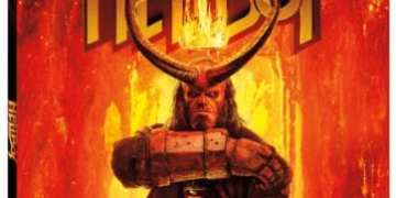 Hellboy arrives on Digital July 9 and on 4K Ultra HD Combo Pack, Blu-ray Combo Pack, DVD, and On Demand July 23 3
