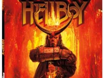 Hellboy arrives on Digital July 9 and on 4K Ultra HD Combo Pack, Blu-ray Combo Pack, DVD, and On Demand July 23 31