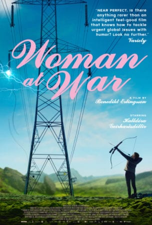Woman at War [DVD review] 1