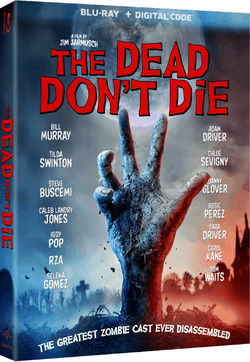 Dead Don't Die blu-ray