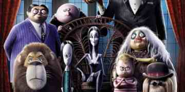 The Addams Family gets animated this October. [Trailer and Poster] 50