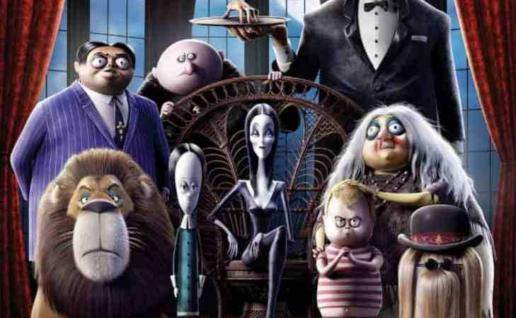 The Addams Family gets animated this October. [Trailer and Poster] 52