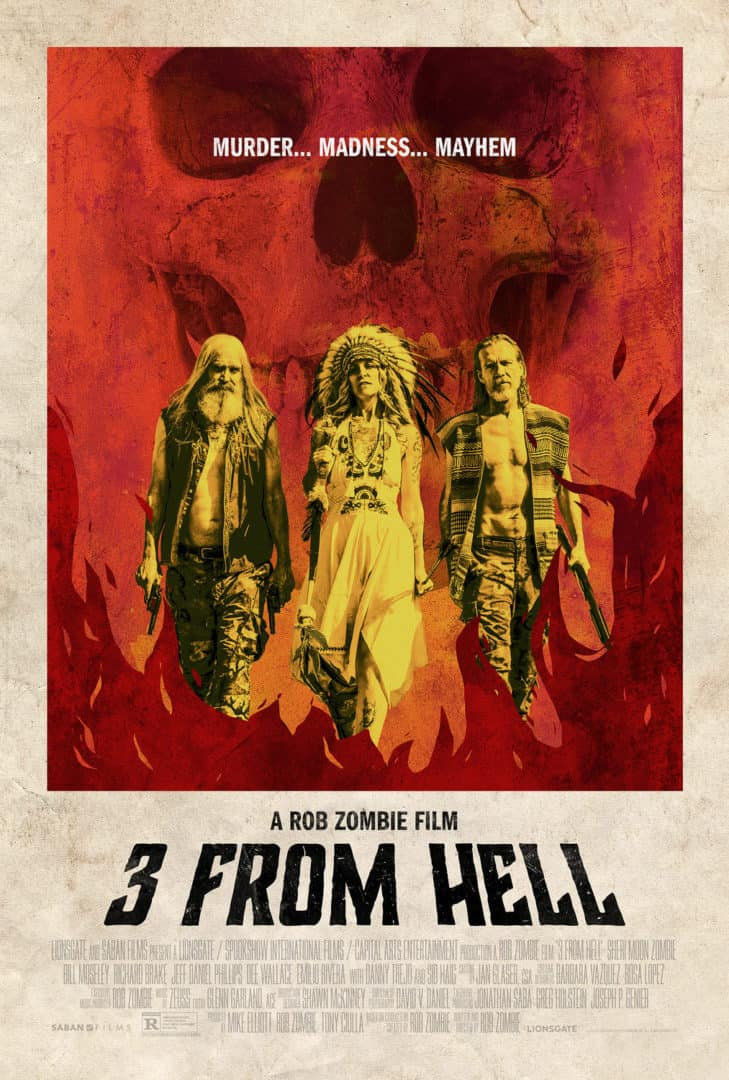 3 from Hell feat