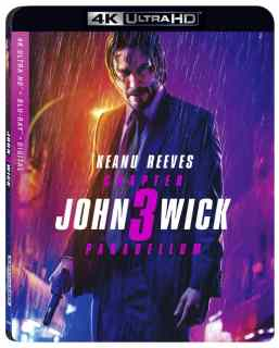 John Wick: Chapter 3 – Parabellum Sells Over 3 Million Units on Packaged Media, EST and VOD in Home Entertainment Debut 2