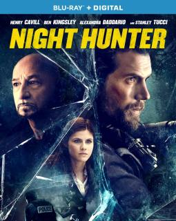 NIGHT HUNTER is out now in theaters/Digital/On Demand & on Blu-ray/DVD 10/15 1