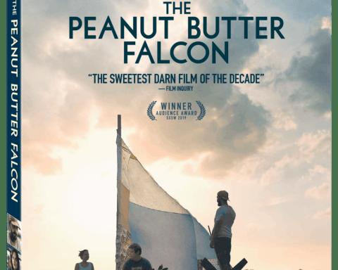 Peanut Butter Falcon Blu-ray