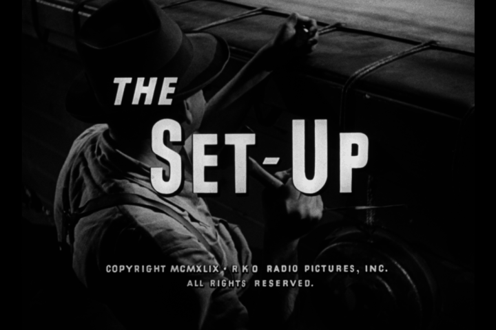 the set up title