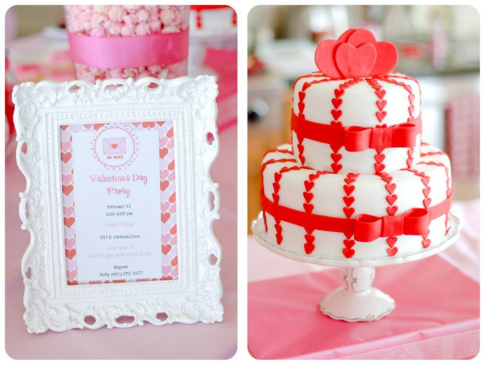 Valentine Party Decorations Ideas Elitflat
