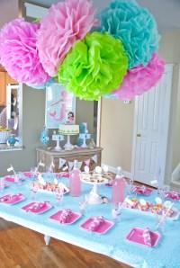 A Dreamy Mermaid Birthday Party - Anders Ruff Custom ...
