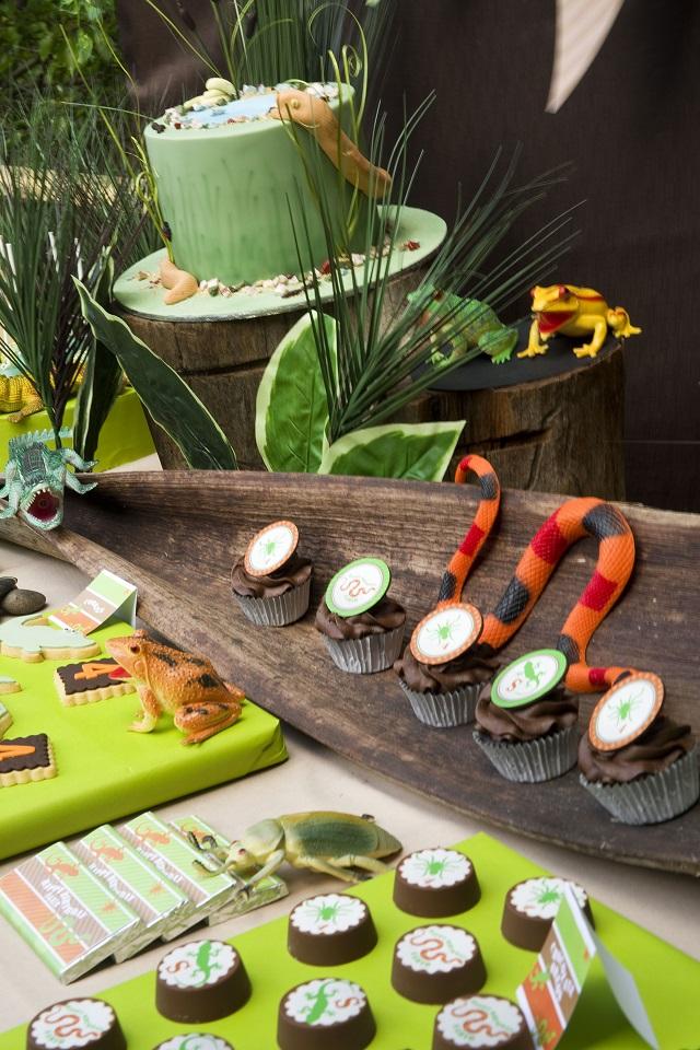 A Super Cool Reptile Party  Anders Ruff Custom Designs LLC