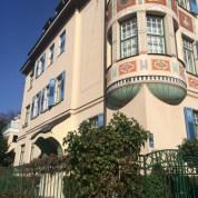 Hausfassade Georgenstraße