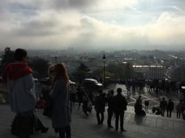 Paris, Montmatre, Sacre Coeur