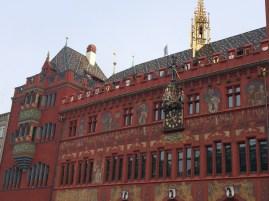 Basel, Town Hall
