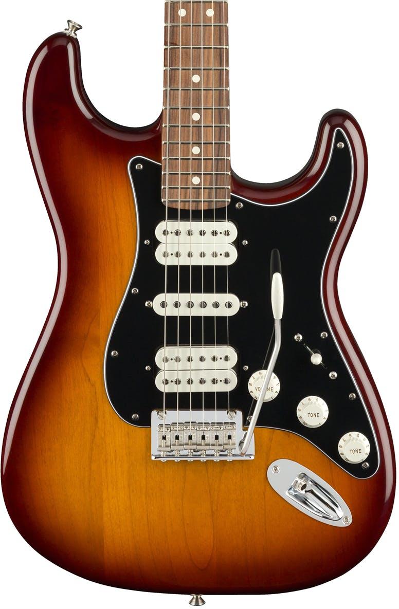 hight resolution of fender player stratocaster hsh w pau ferro fretboard in tobacco fender modern player stratocaster hsh wiring