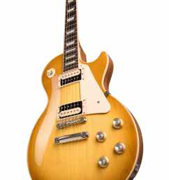 gibson usa 2019 les paul classic in honeyburst [ 1913 x 3000 Pixel ]