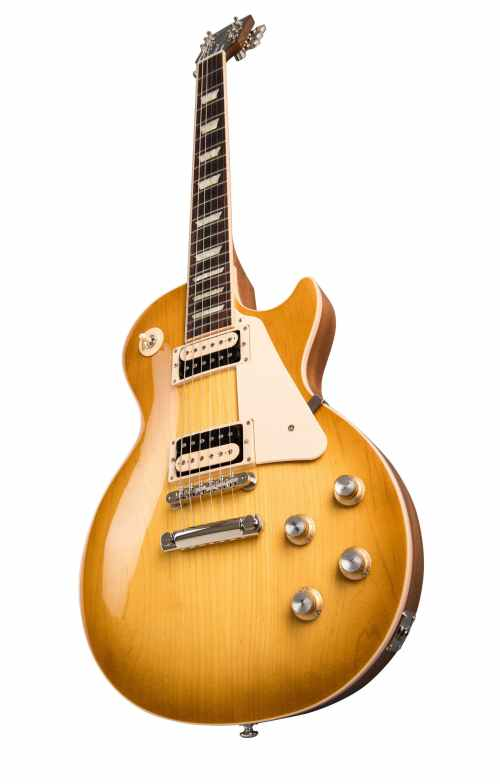 small resolution of gibson usa 2019 les paul classic in honeyburst