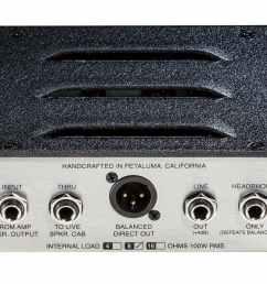 mesa boogie cab clone speaker simulator load box 8 ohm andertons music co  [ 1280 x 853 Pixel ]