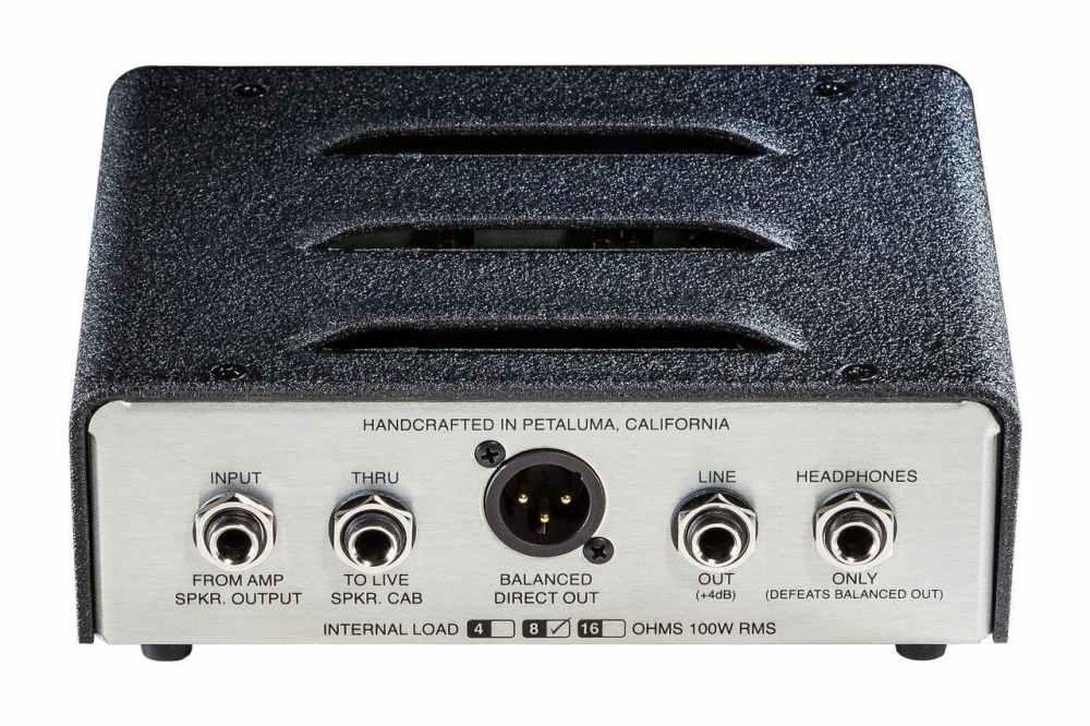 medium resolution of mesa boogie cab clone speaker simulator load box 8 ohm andertons music co