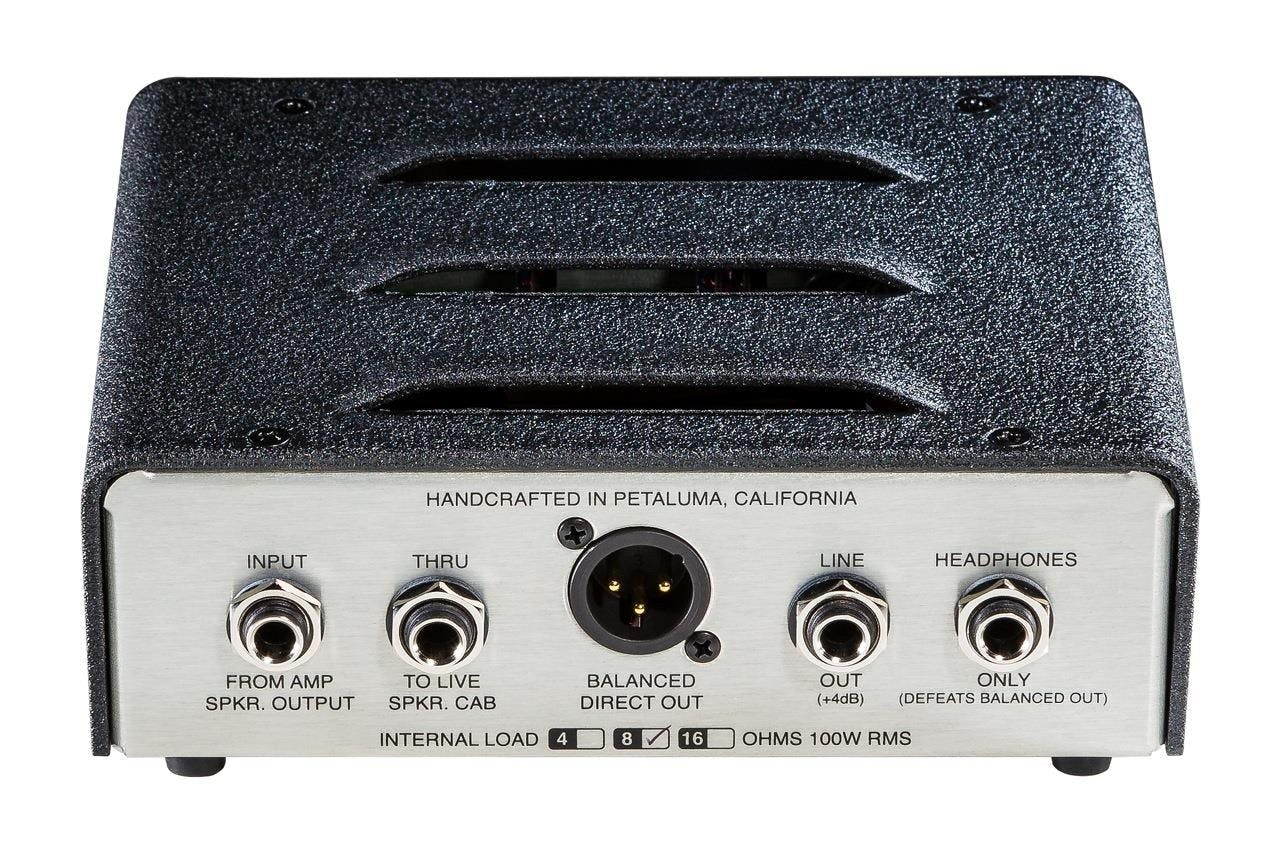 hight resolution of mesa boogie cab clone speaker simulator load box 8 ohm andertons music co