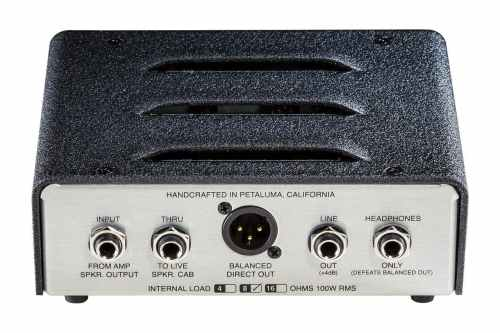 small resolution of mesa boogie cab clone speaker simulator load box 8 ohm andertons music co
