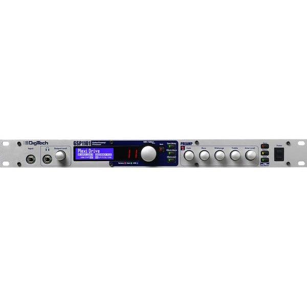 digitech gsp1101 rack mount guitar fx