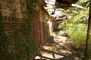 Paradise Motel, Sylvania, GA