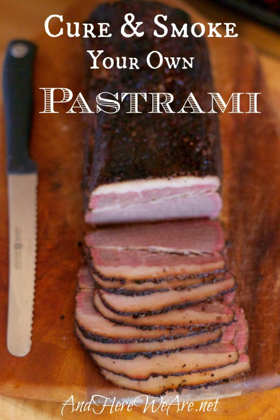 Cure Your Own Pastrami