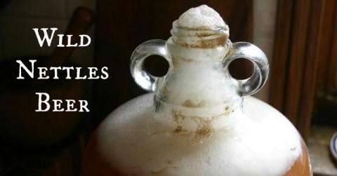 Wild Nettles Beer