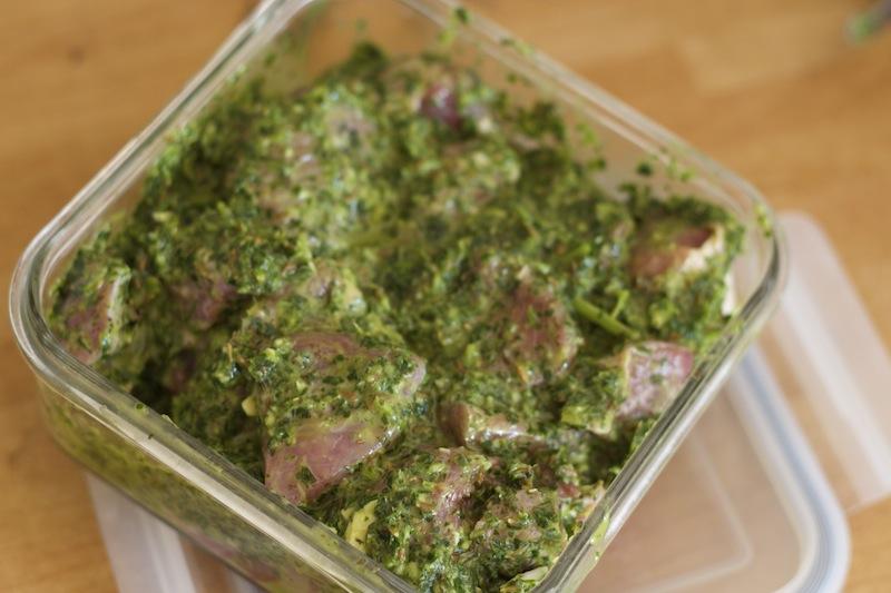 recipe: greek lamb shish kabob marinade [34]