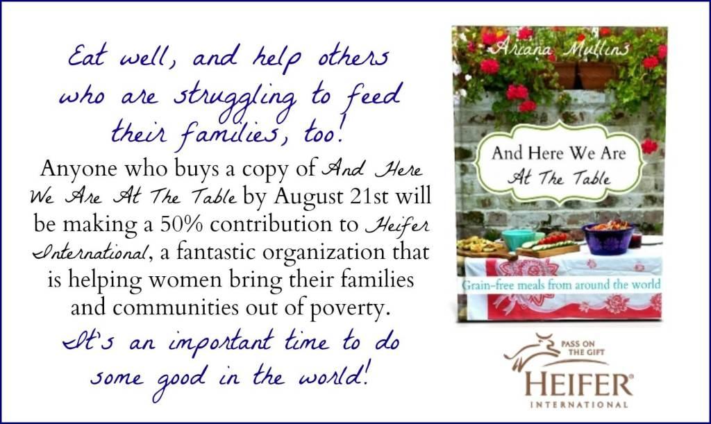 Heifer International Fundraiser