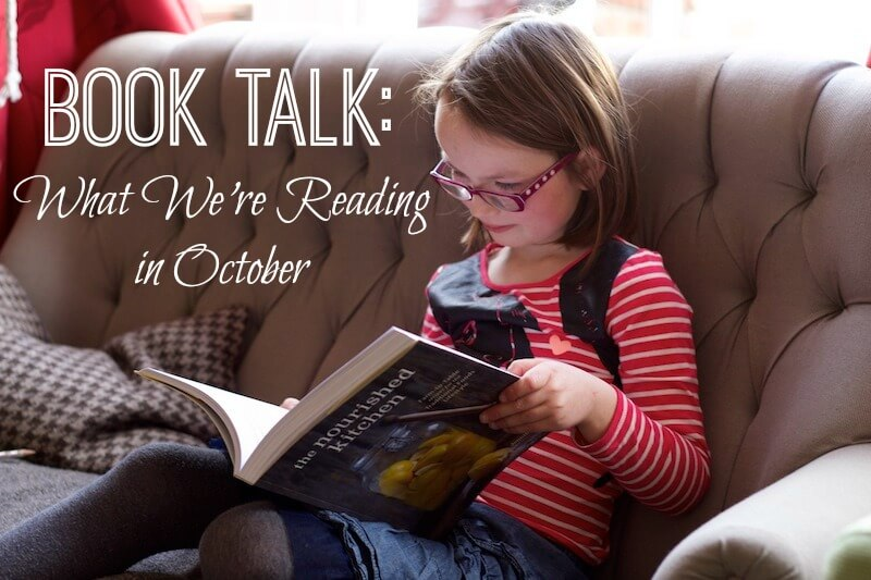 Book Talk October