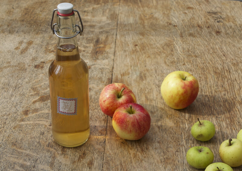 How to Make Hard Cider from Whole Apples
