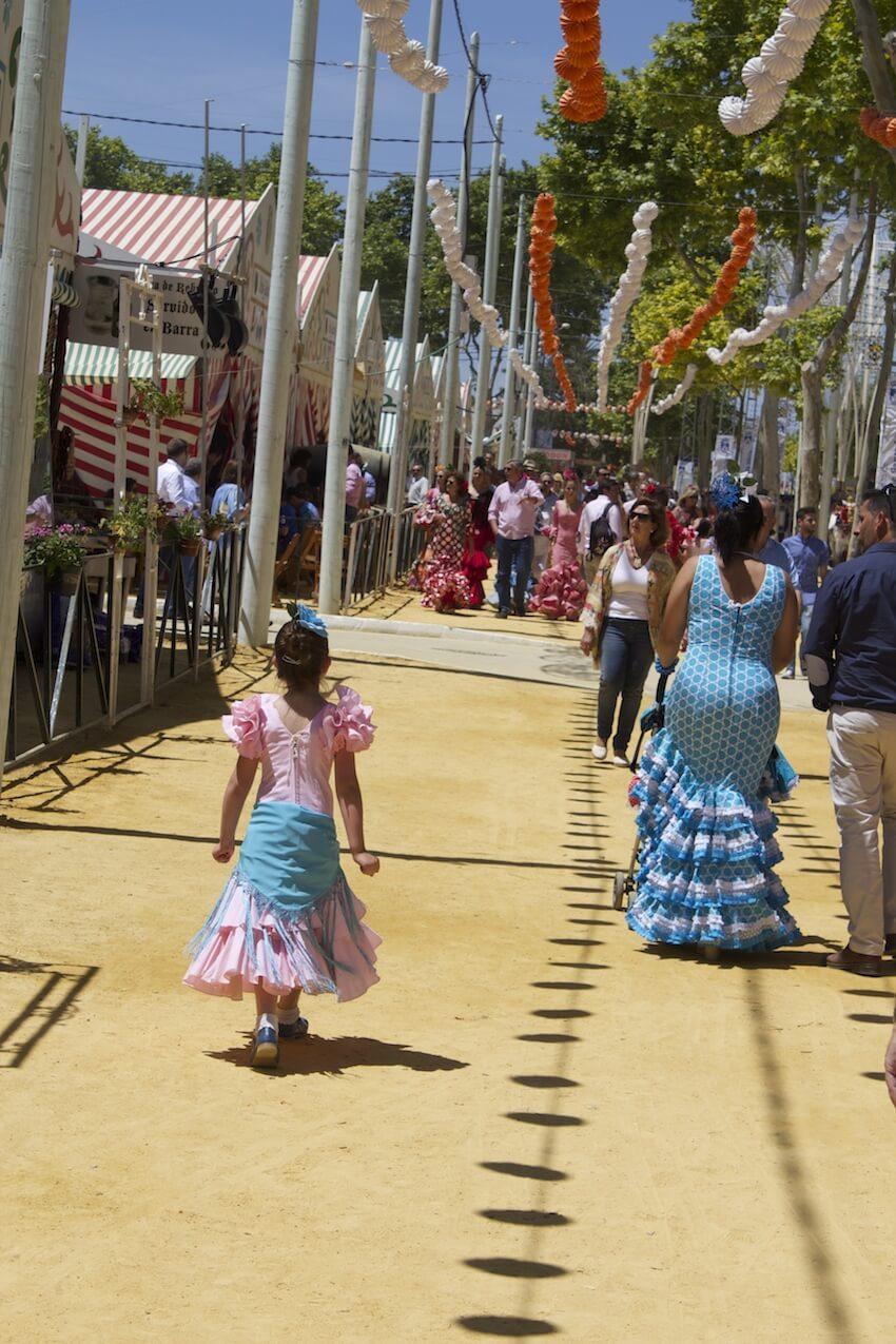 Amelia at La Feria