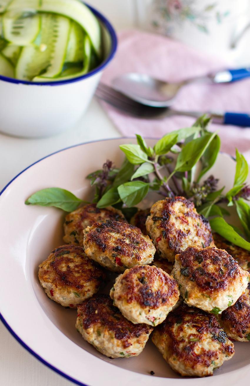 thai chicken patties