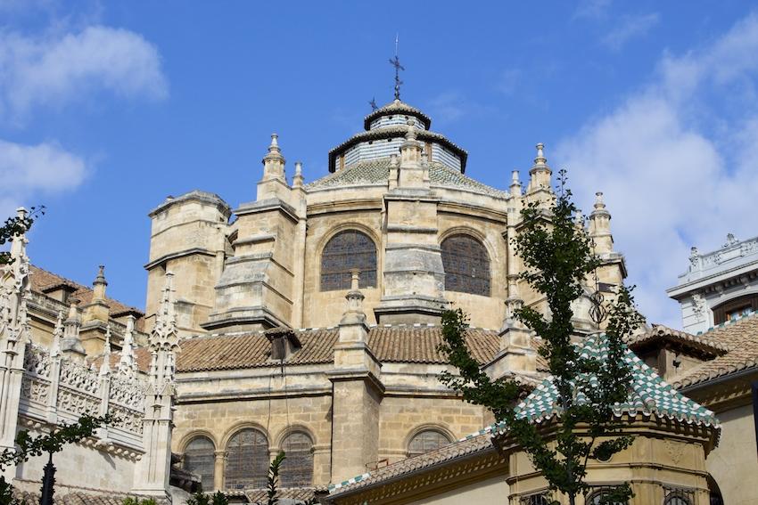Trip to Granada, Spain 1