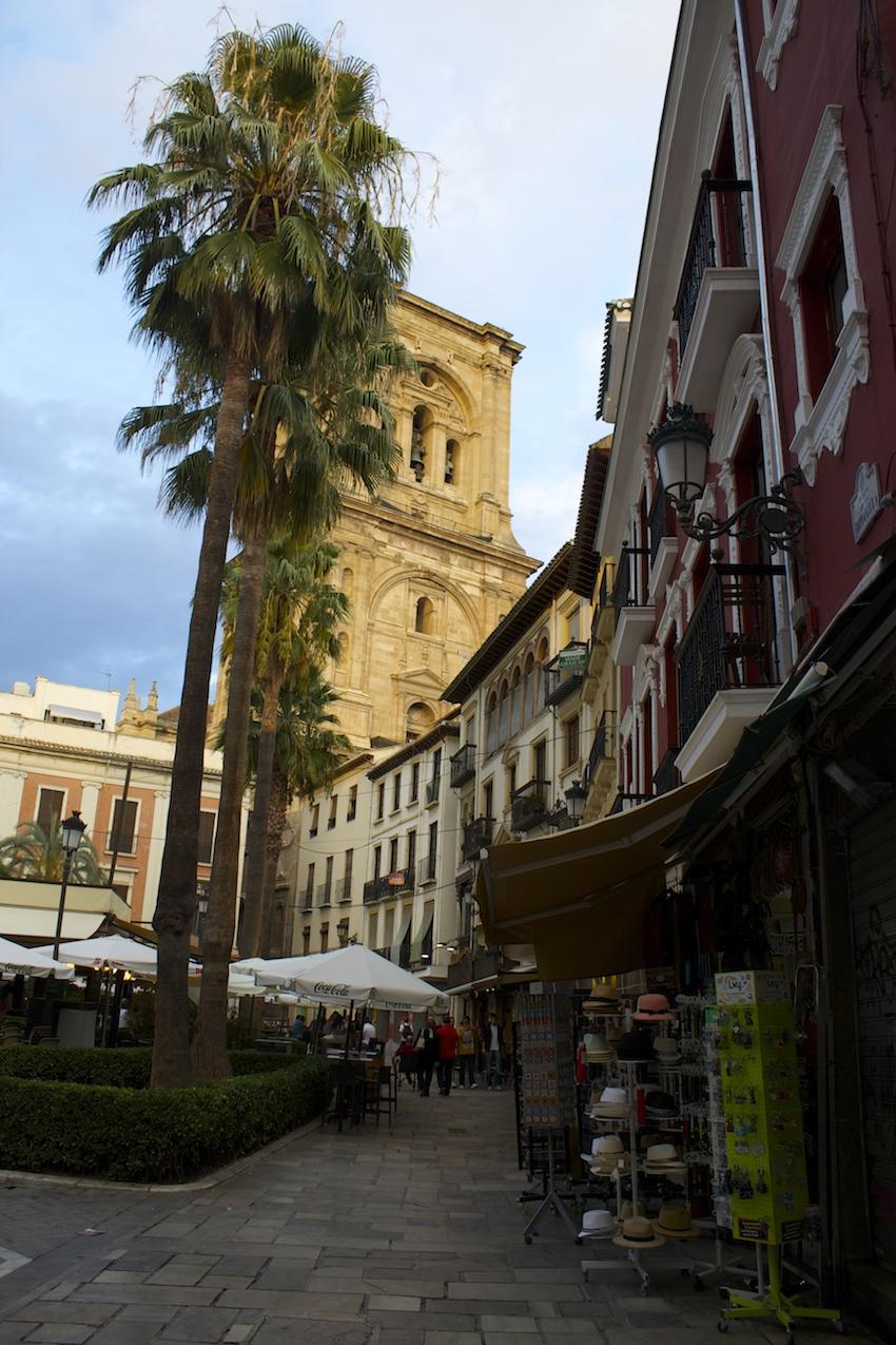 Architecture in Granada, Spain 5