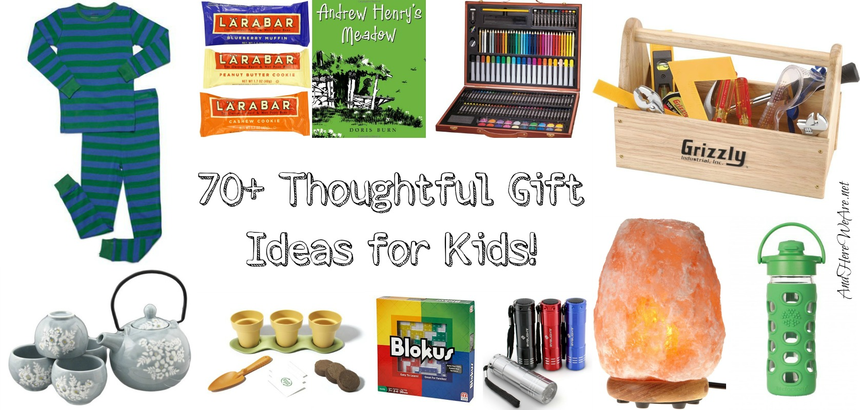 Thoughtful Gifts For Children Alternatives To Toys