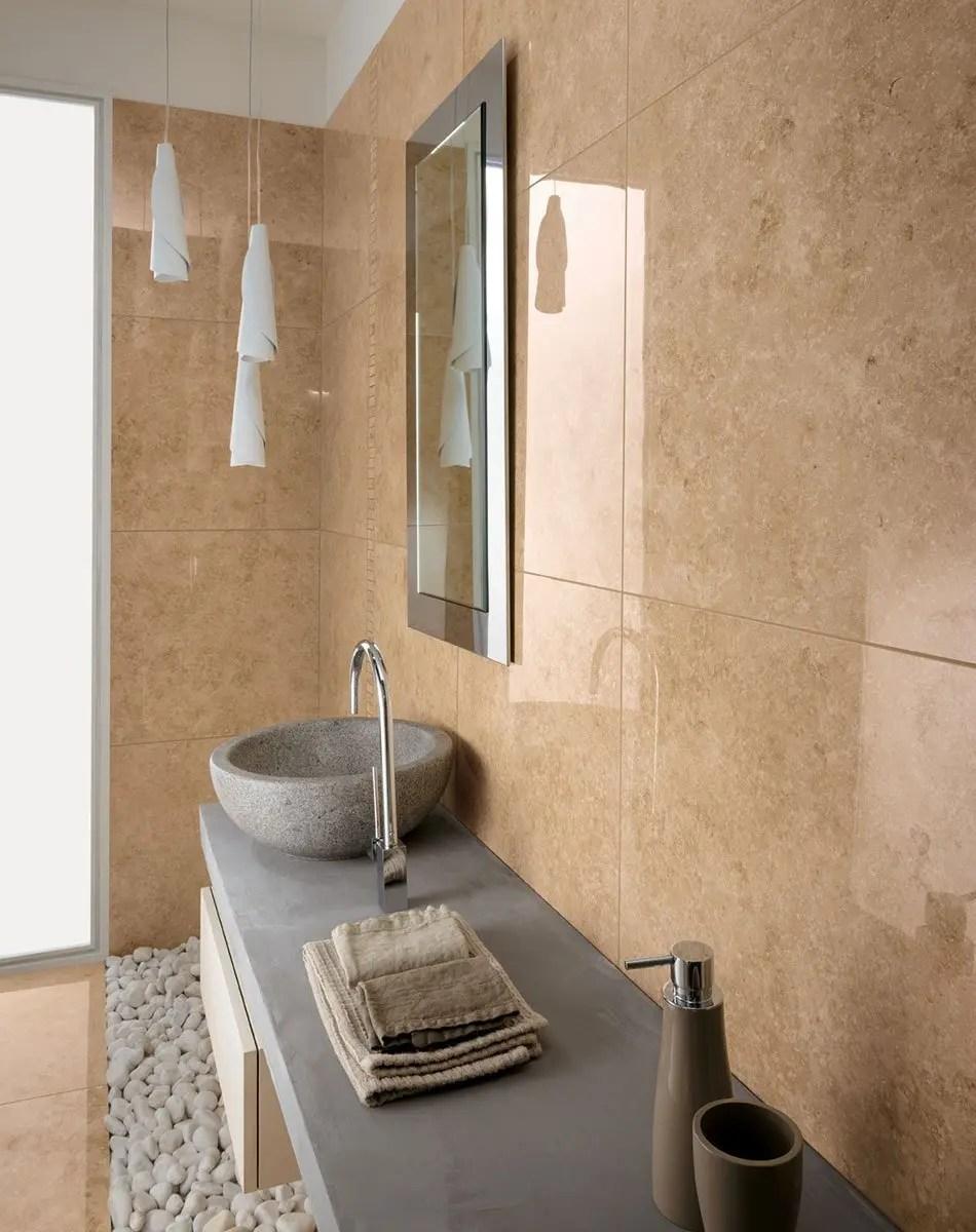 Pavimenti per bagno collezione na me for Bagno effetto marmo