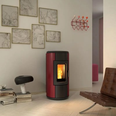 Stufa a pellet R-Evolution 7 Kw