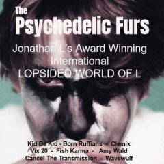 @Lopsided World Of L -SUNDAY March 15, 8pm