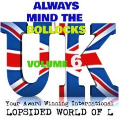 @LopsidedWorld Of L -SUNDAY OCTOBER 28, 8pm
