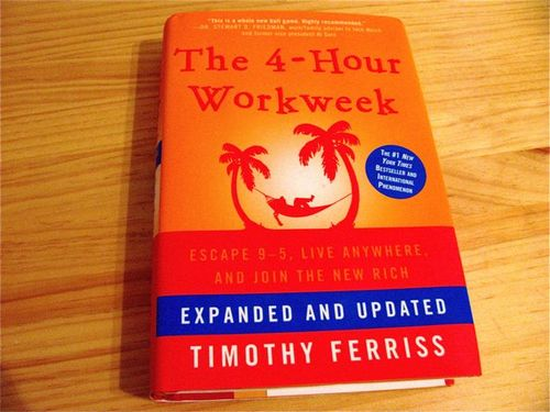 Four Hour Work Week Book